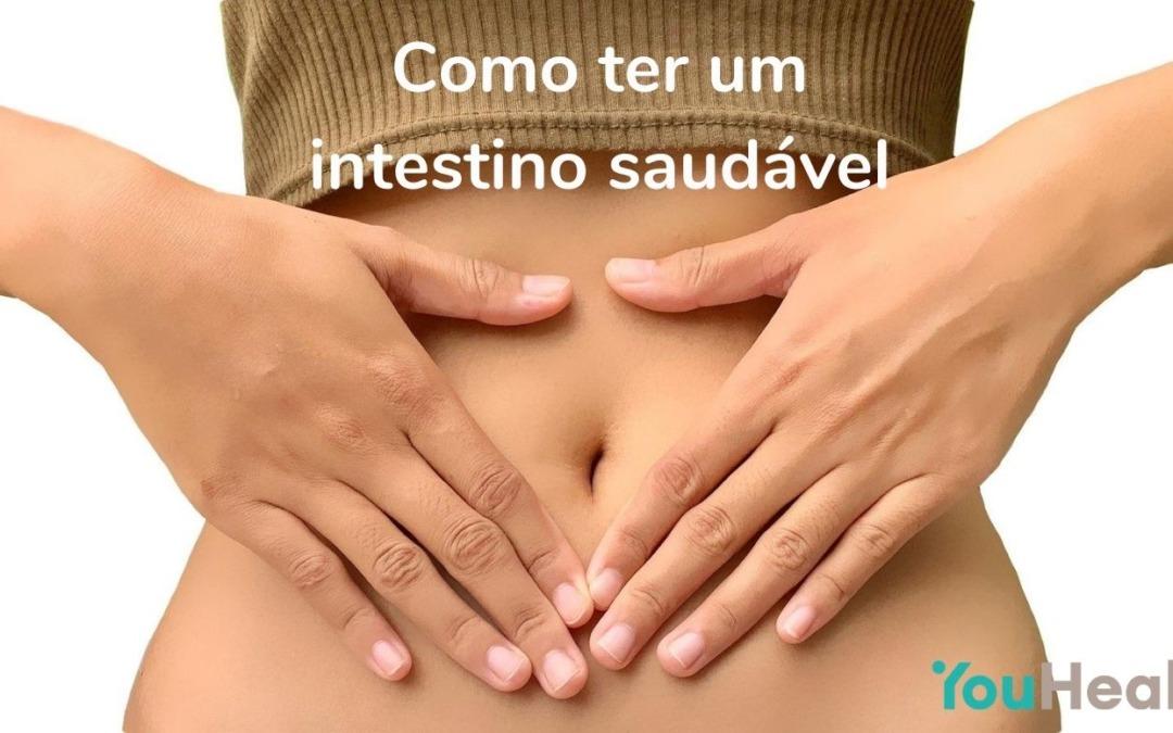 Como ter um intestino saudável