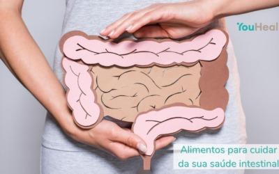 Alimentos para cuidar da sua saúde intestinal