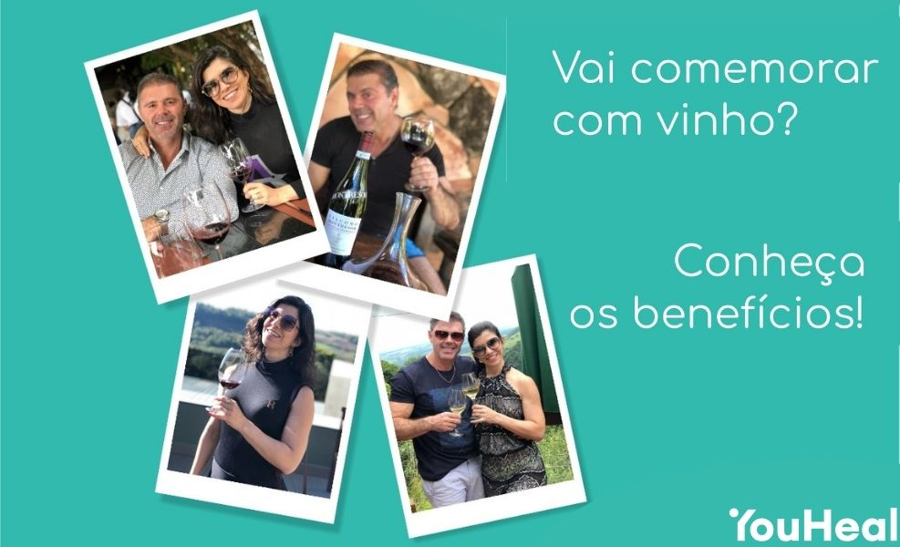Conheça os benefícios do vinho
