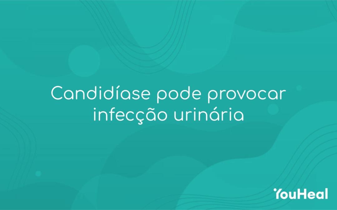 candidíase infecção urinária