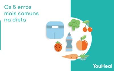 Os 5 erros mais comuns na dieta