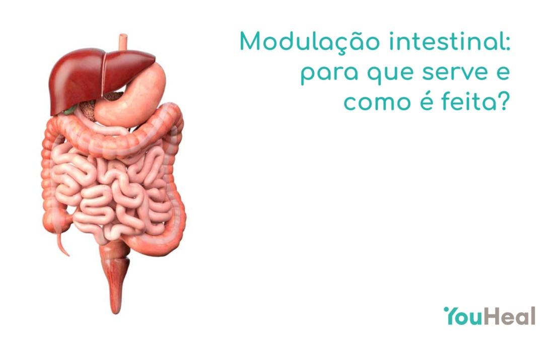 Modulação intestinal: para que serve e como é feita?