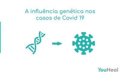A influência genética nos casos de Covid 19