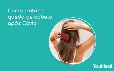 Como tratar a queda de cabelo pós Covid